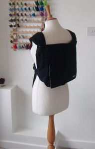 And lastly, the Onbag worn back-pack style!